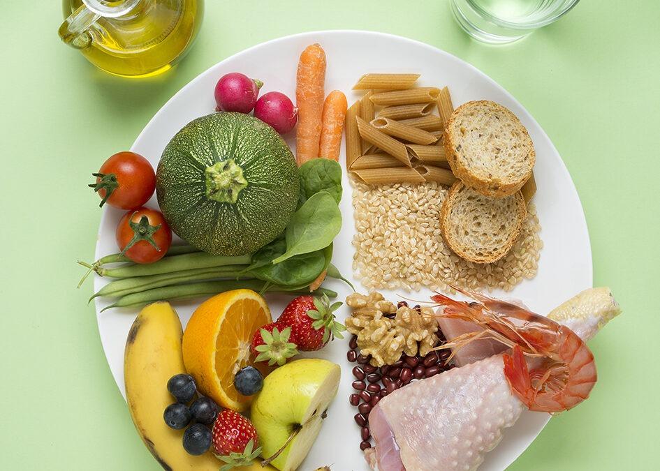 agreena - grasas saludables - plato de harvard